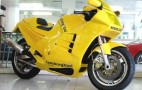 Blast from the past: the Lamborghini motorbike