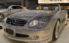 Blinged out SL500