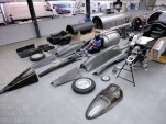 Bloodhound SSC construction