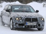BMW 1-Series M Car spy shots