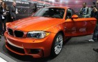2011 Detroit Auto Show: 2011 BMW 1-Series M Coupe Live Photos