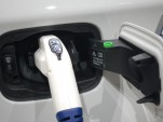BMW ActiveE Concept charging port