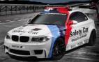 2011 BMW 1-Series M Coupe Recruited As MotoGP Safety Car