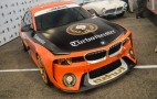 BMW 2002 Homage concept gets retro livery for Monterey Car Week