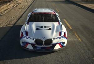 BMW 3.0 CSL Hommage R concept, 2015 Pebble Beach Concours d'Elegance