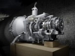 BMW 328 gearbox in reproduction