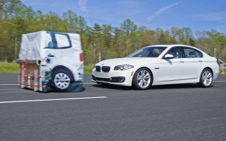 Crash Prevention Systems In Vehicles Improving Rapidly, IIHS Finds