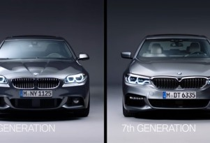 BMW 5-Series design video