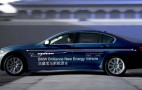 BMW 5-Series Plug-In Hybrid Prototype: 2011 Shanghai Auto Show
