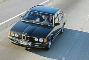 BMW 7-series turns 30