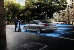 2016 BMW 740e Plug-In Hybrid: Fifth Electric Car From German Maker