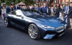 A closer look at the BMW 8-Series concept