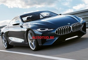 BMW 8-Series concept leaked ahead of 2017 Concorso d'Eleganza Villa d'Este - Image via AutoTijd