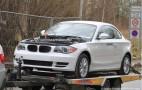 Spy Shots: BMW ActiveE 1-Series Coupe