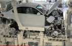 BMW ActiveE Electric Car Shown On Leipzig Assembly Line (Video)