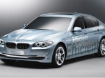 Geneva Motor Show Preview: BMW ActiveHybrid 5 Concept