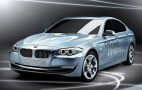 BMW CEO Reithofer Teases 5-Series New Energy Vehicle For China