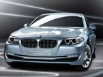 BMW ActiveHybrid 5 Concept