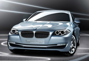 BMW Hybrid 5-Series On Sale in 2011, Hybrid 3-Series To Follow