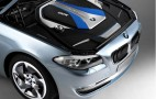 BMW Working On 5-Series Based Electric Car For China