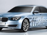 BMW ActiveHybrid 7 Series
