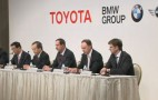 BMW And Toyota To Collaborate On Sports Car Development