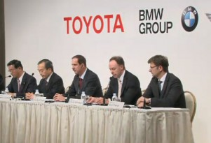 BMW and Toyota to swap green technology