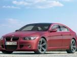 BMW building Mercedes CLS rival?
