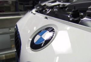 BMW builds an F30 3 Series