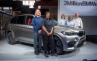 BMW Celebrates Three Millionth Vehicle In Spartanburg, Status As Largest U.S. Auto Exporter