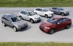 BMW Celebrates 15th Anniversary Of The X5, Its First X Model