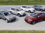 BMW celebrates 15 years of X models