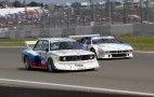 BMW Celebrates 40 Years Of M Power: Video