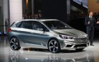 Production BMW Active Tourer Coming To 2014 Geneva Show, First Of 11 New Front-Drive Cars