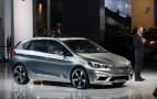 BMW Concept Active Tourer Live Photos: 2012 Paris Auto Show