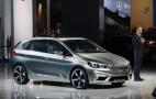 BMW Concept Active Tourer Live Photos: 2012 Paris Auto Show