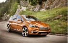 BMW Concept Active Tourer Outdoor: Gold Race Orange