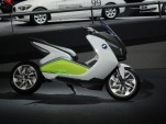 2011 Frankfurt Auto Show: Electric Two-Wheelers All The Rage