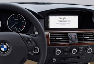 BMW ConnectedDrive technology