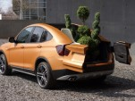 BMW Deep Orange 4 Concept with Clemson University