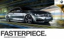BMW 'Designed For Driving Pleasure' advertising campaign