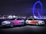 BMW diesels used to support the 2012 London Olympic Games