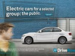 BMW Launches ActiveE DriveNow Electric Car Sharing In San Francisco