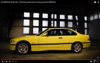 The Story Behind The BMW E36 M3: Video
