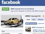 BMW Facebook