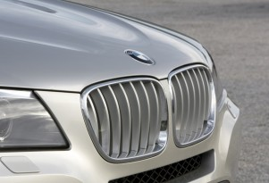 BMW grille