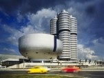 BMW headquarters in Munich, Germany.