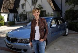 Hilary Swank Is Hydrogen-Powered