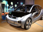 BMW Shows Off i3, i8 In New York On 'Born Electric' Tour
