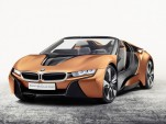 BMW i Future Interaction Concept At CES Hints At i8 Spyder (Again)